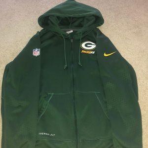 Green Bay Packers Zip-Up